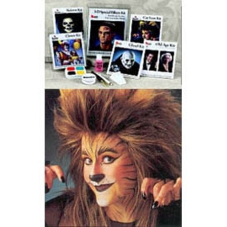ben nye halloween makeup kits catlion kit