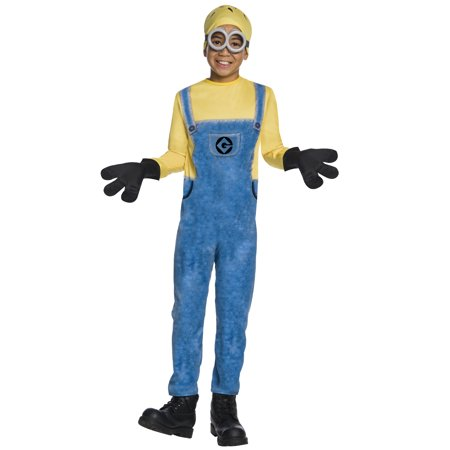 Despicable Me 3 Minion Jerry Boy Childs Halloween - Minion Halloween Costume For Kids