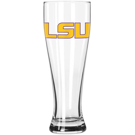 Boelter Brands NCAA Louisiana State Tigers LSU 23-Ounce Grand Pilsner with Full Color Team Logo
