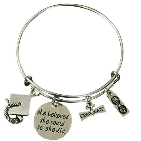 Graduation Jewelry, Class of 2017 Graduation Bracelet- Perfect Gift for Graduates](Cheap Graduation Gifts)