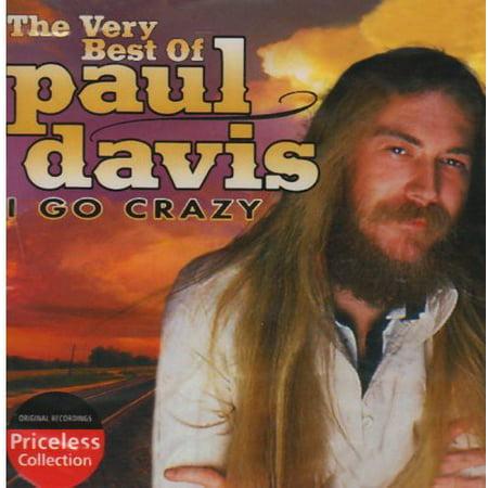 Very Best of Paul Davis: I Go Crazy (CD)