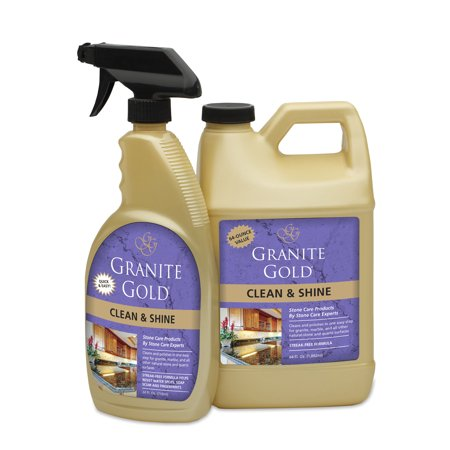 Granite Gold Clean and Shine Value Pack