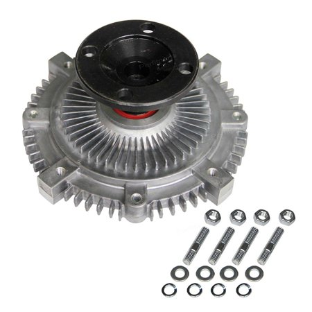 TOPAZ 2674 Engine Cooling Fan Clutch for 2005 Toyota Tacoma 2.7L L4 Toyota Fan Clutch