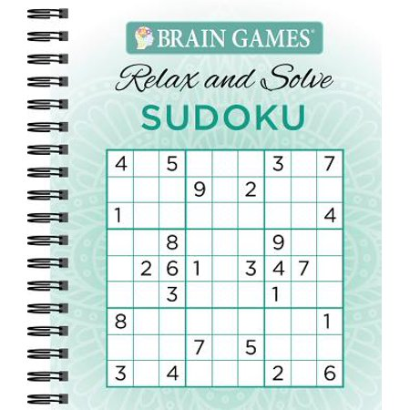 Brain Games Relax & Solve Sudoku (Angry Brain Halloween Game Online)