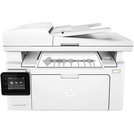 HP LaserJet Pro M130fw Auto-Shut Off Laser Printer - White (G3Q60A_BGJ)