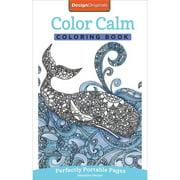 Design Originals, Color Calm Coloring Book