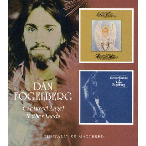 Dan Fogelberg - Captured Angel/Nether Lands [CD]