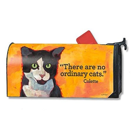 Magnet Works No Ordinary Cats Magnetic Mailbox Wrap Cover