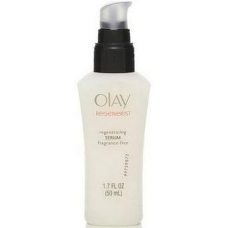 - OLAY Regenerist Moisturize Regenerating Serum, Fragrance-Free 1.70 oz (Pack of 3)