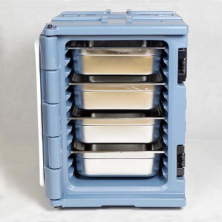 Capacity Food Carrier - Techtongda 4 Pan Capacity Insulated Food Carrier Expandable Hot Cold Pan Warmer