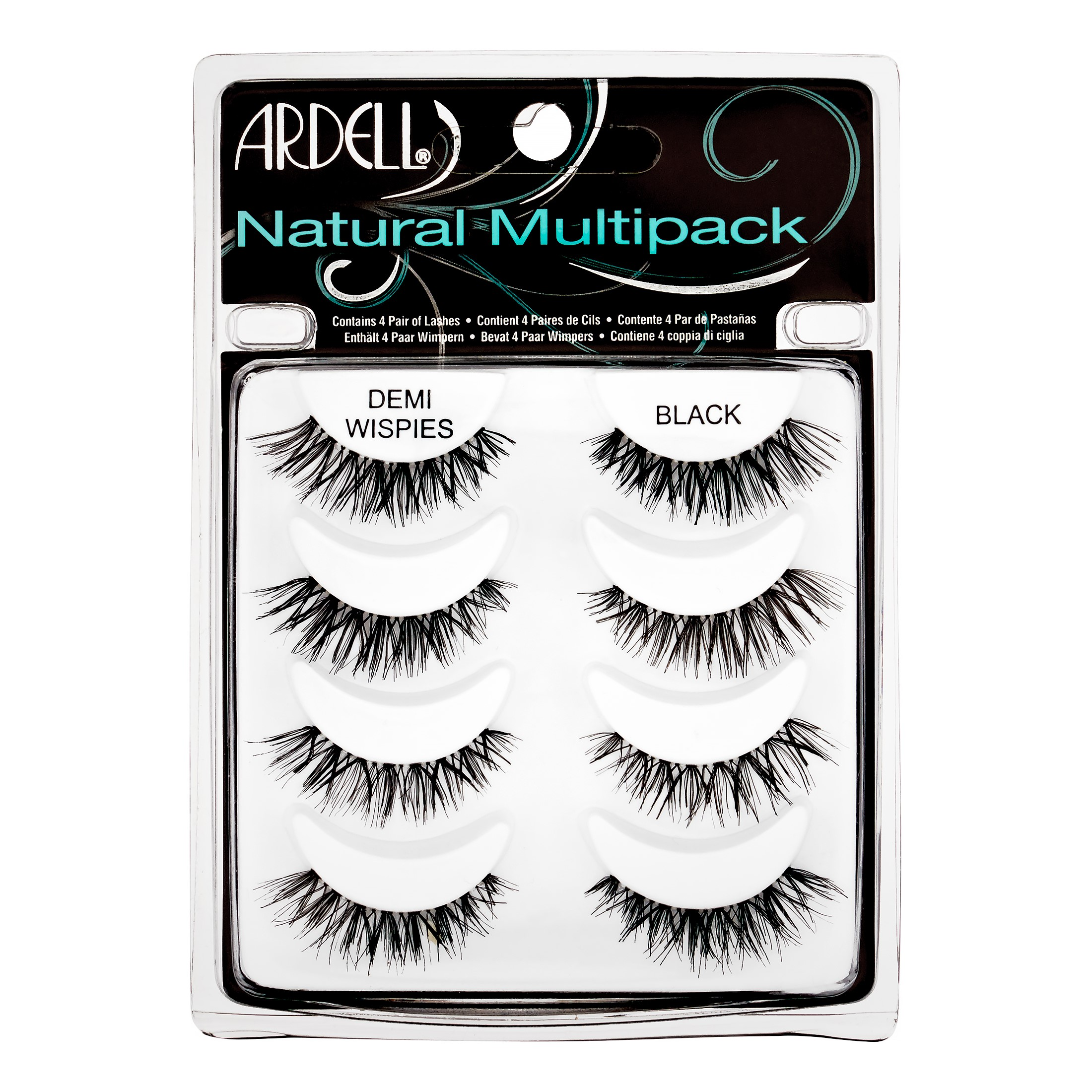 Ardell Natual Multipack, Demi Wispies