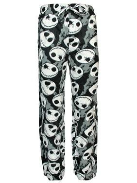 d5034e9c5 Product Image Disney Nightmare Before Christmas Jack Skellington Fleece  Lounge Pajama Pants