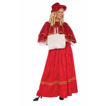 Dress Up 77 Net (CO-CHRISTMAS CAROLER)