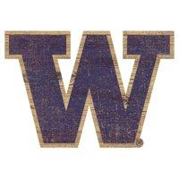 Fan Creations NCAA Distressed Logo Cutout Sign Wall Art