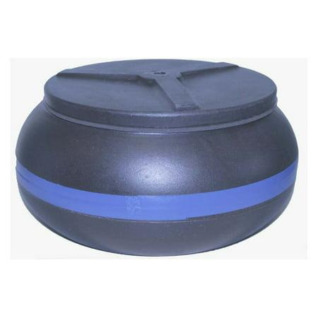 Thumlers Tumbler Ultra Vibe 10 Rock Polishing Barrel   8 Lb  Capacity