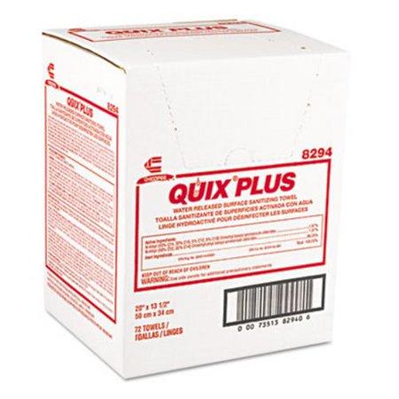 Quix Plus Food Service Towels - 72 towels per Carton (CHI8294)