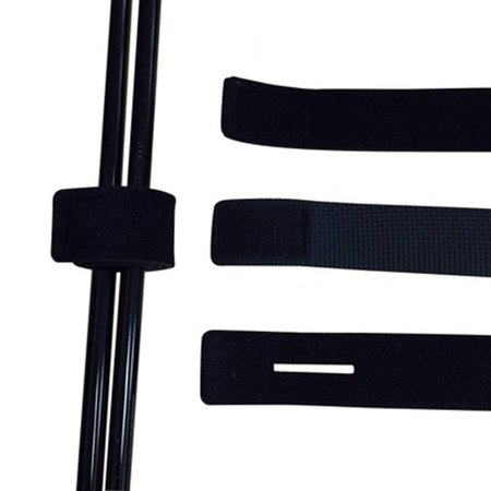 Pole Wrap - Fishing Rod Tie Strap Belt Tackle Elastic Wrap Band Pole Holder Tool Accessories