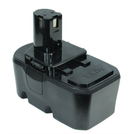 18V Replacement Battery for Ryobi P104 P105 P102 P103 P107 P108