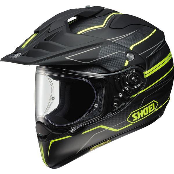 Shoei Hornet X2 Navigate Dual Sport Helmet