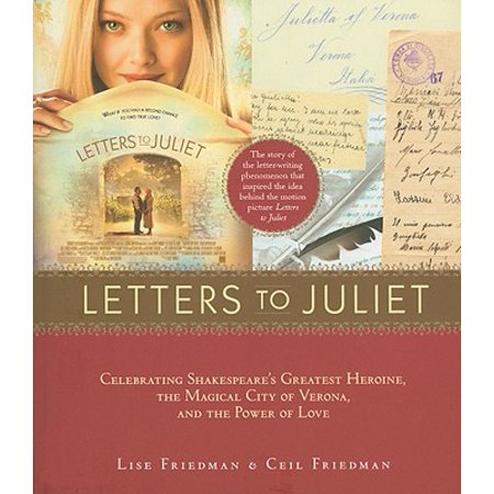Letters to Juliet: Celebrating Shakespeare