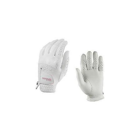 Wilson Womens Advantage Golf Glove, Medium