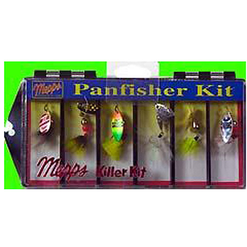 Sheldon Mepps Panfisher Killer Kit