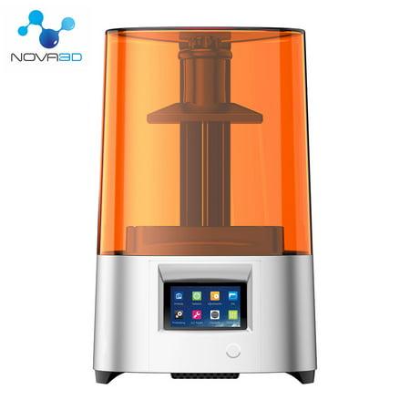 Nova3D Bene 3 Air Auto Leveling 3D Printer High Stability 25-100um Ultra High 30-50mm/h Print Speed WIFI/RJ45/USB Connection Print Size (Best Air Printer App For Ipad)