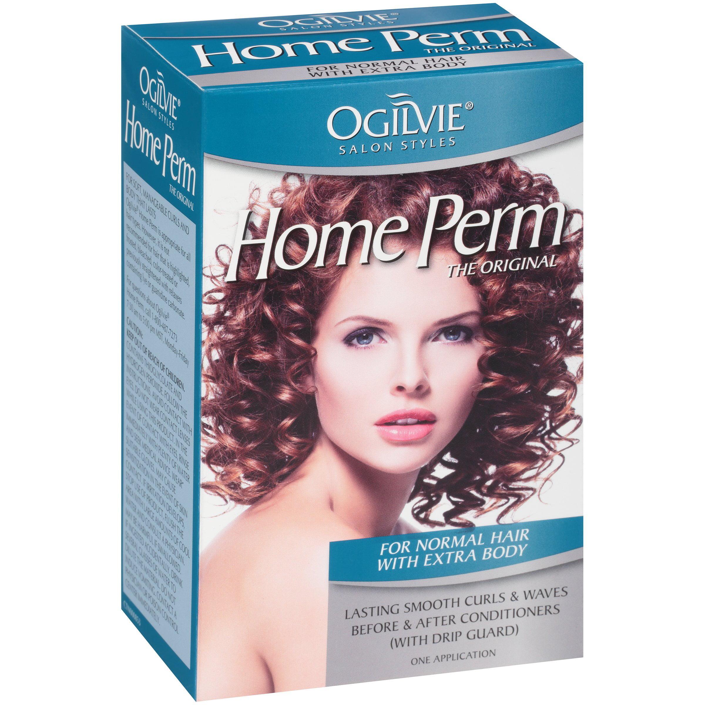 Ogilvie salon styles the original for normal hair wextra body home ogilvie salon styles the original for normal hair wextra body home perm 1 ct box walmart solutioingenieria Choice Image