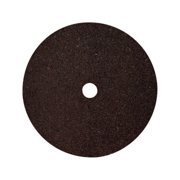 "Tree Ring, 36"", Scatterproof 36 rubber mulch always looks crisp and neat By International Mulch"