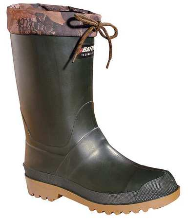 BAFFIN 8592-0000-173-11 Midcalf Boots,Men,11,Drawstring,Grn,1PR Economical, stylish, and eye-catching shoes