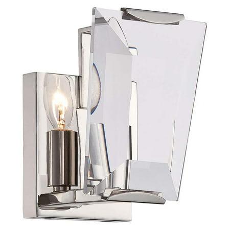 Minka Metropolitan Castle Aurora N2981 Single Light Bathroom Vanity Light