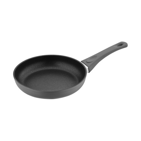 Saflon Titanium Nonstick 8 Inch Fry Pan 4mm Forged Aluminum with PFOA Free Scratch-Resistant Coating Dishwasher