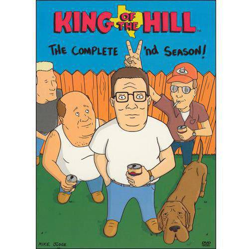 King Of The Hill: The Complete Second Season (Full Frame)