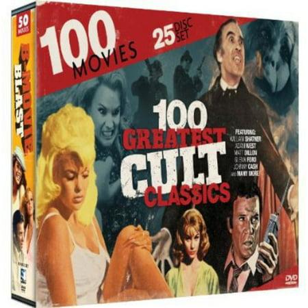 100 Greatest Cult Classics (DVD)