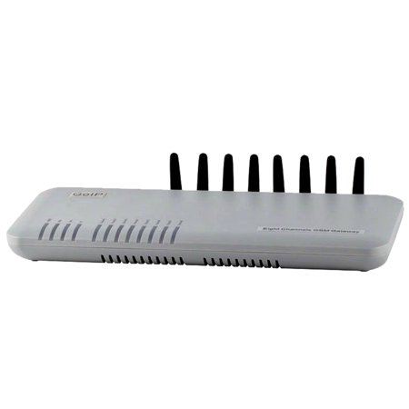 GoIP-8, 8 Ports VoIP GSM Gateway VoIP to GSM GSM to VoIP up to 8 SIM cards