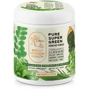 Bright Horizon Health Pure Superfood Powder with 7 Super Greens - 8 oz