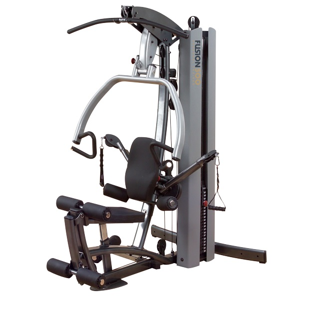 Body-Solid Fusion 500 Personal Trainer Home Gym (F500/2) ...