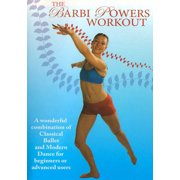 The Barbi Powers Workout: Dance & Ballet Moves (DVD)