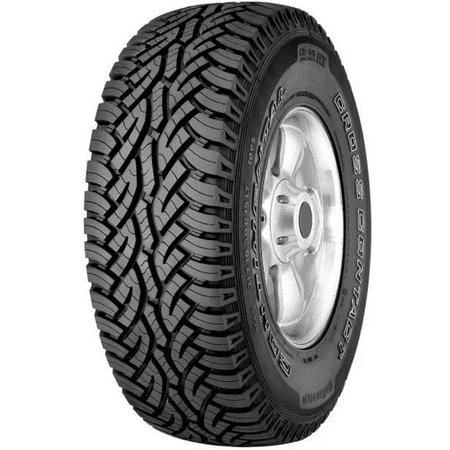 Continental Crosscontact At 25570r15 108s At All Terrain Tire