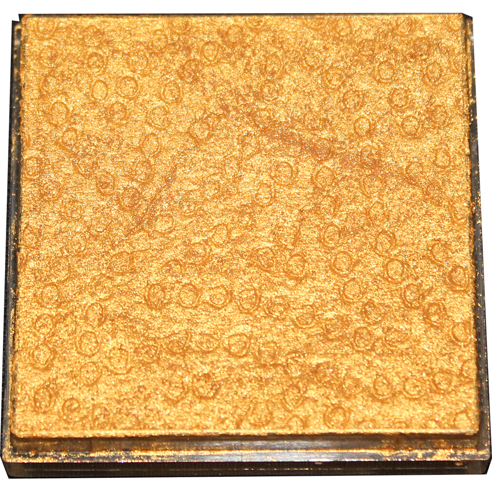 MiKim FX Metallic Makeup - Gold S7 (40 gm)