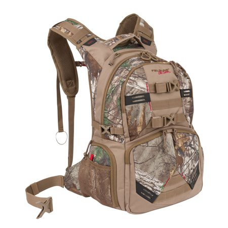 Fieldline ProSeries Quarry Bow & Rifle Hunting Daypack Backpack Bag, Realtree Extra