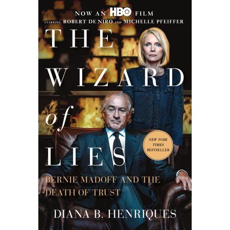The Wizard Of Lies   Bernie Madoff And The Death Of Trust