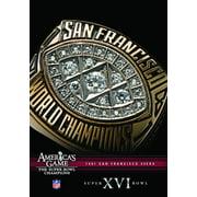 NFL America's Game: 1981 49Ers (Super Bowl Xvi) ( (DVD)) by Allied Vaughn
