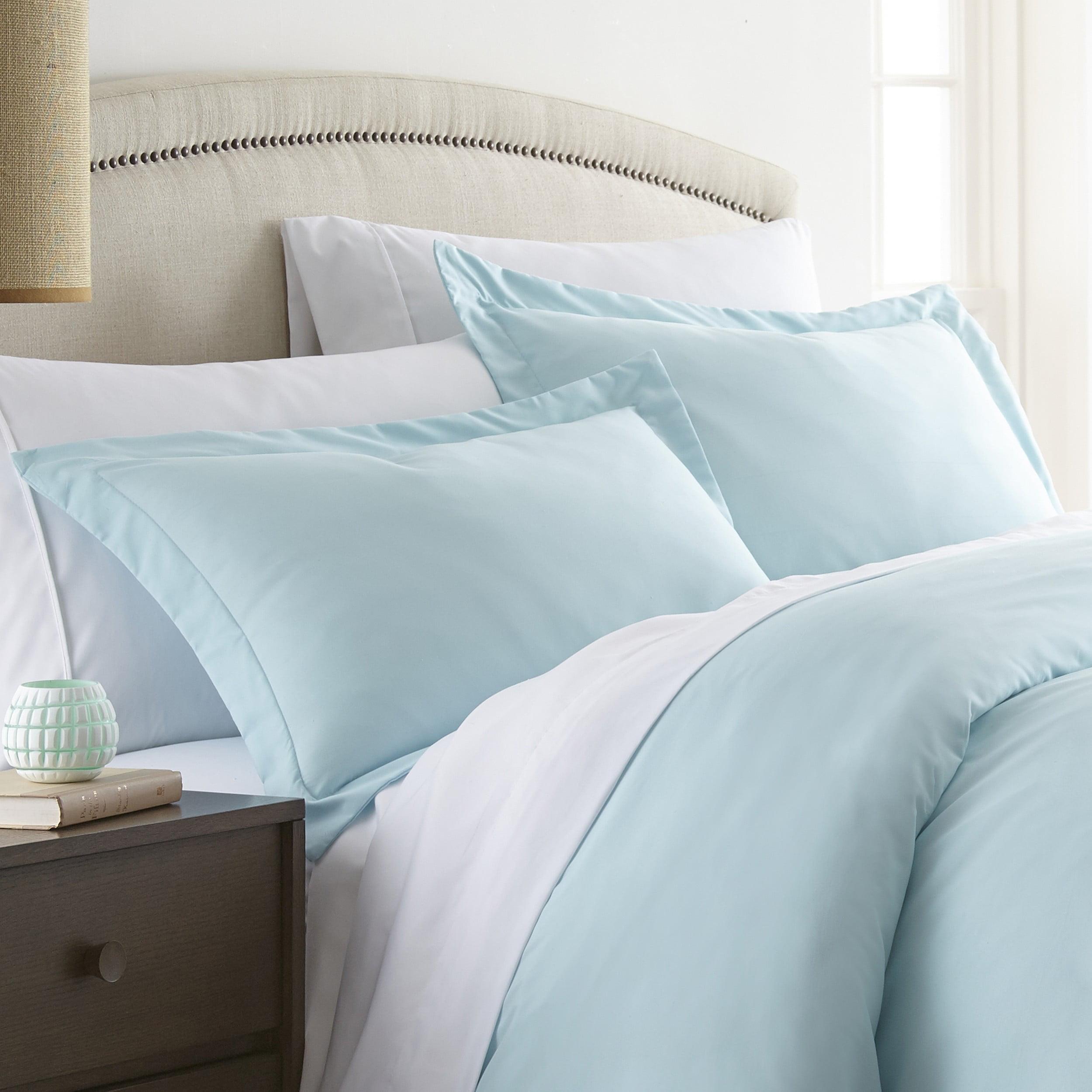 The Pillow Collection Xylon Geometric Bedding Sham Orange Queen//20 x 30