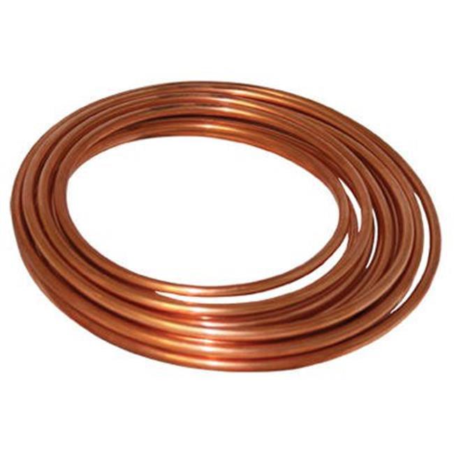 CU04020 0 25 in  x 20 ft  Utility Grade Copper Tube | Walmart Canada