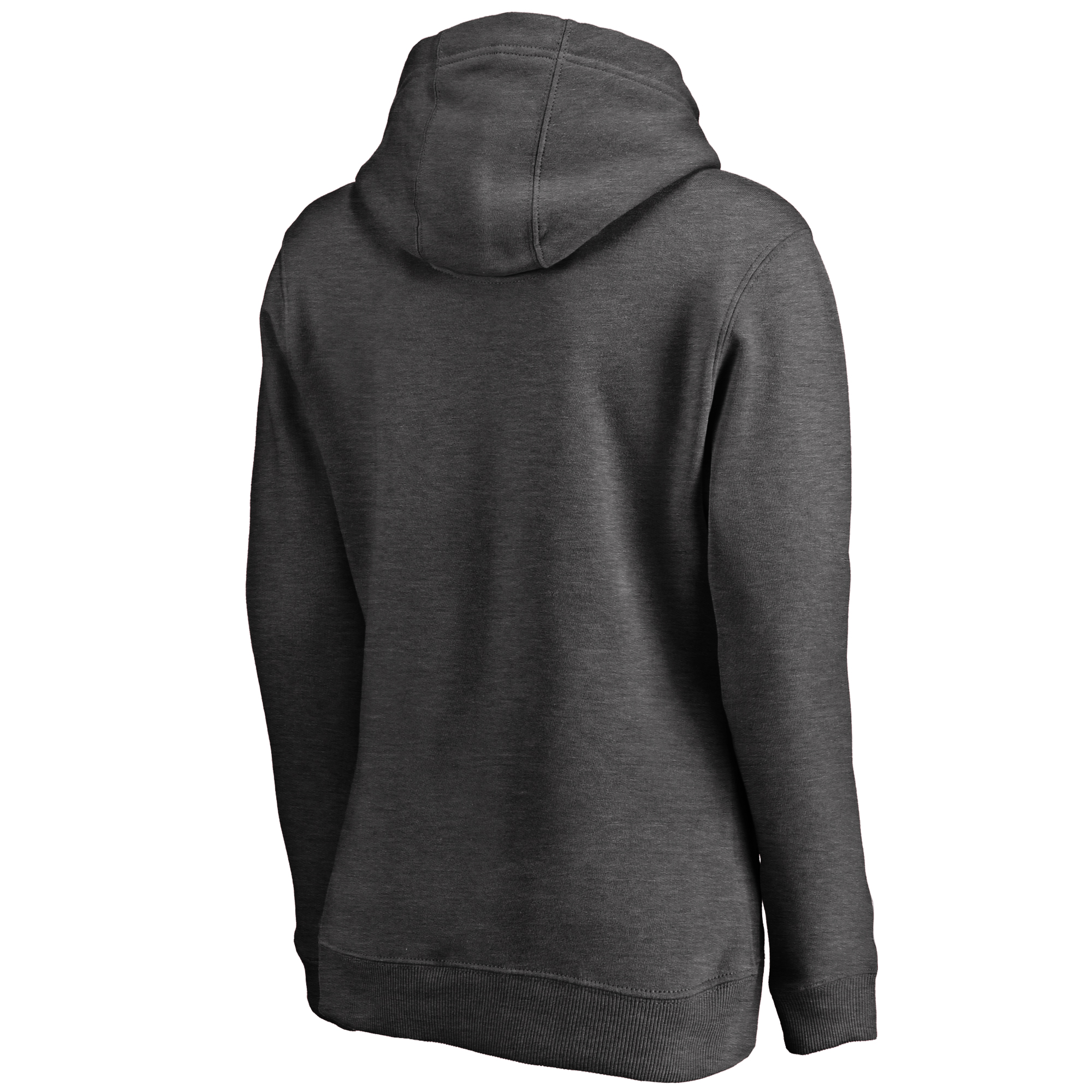 20f59212 Jacksonville Jaguars NFL Pro Line Women's First String Pullover Hoodie -  Dark Heathered Gray