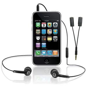 MacAlly TunePal Earset - Stereo