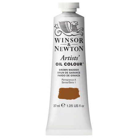Winsor & Newton Artists Oil Colour, Brown Madder, -