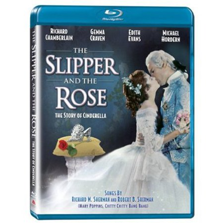 The Slipper and the Rose: The Story of Cinderella (Blu-ray)