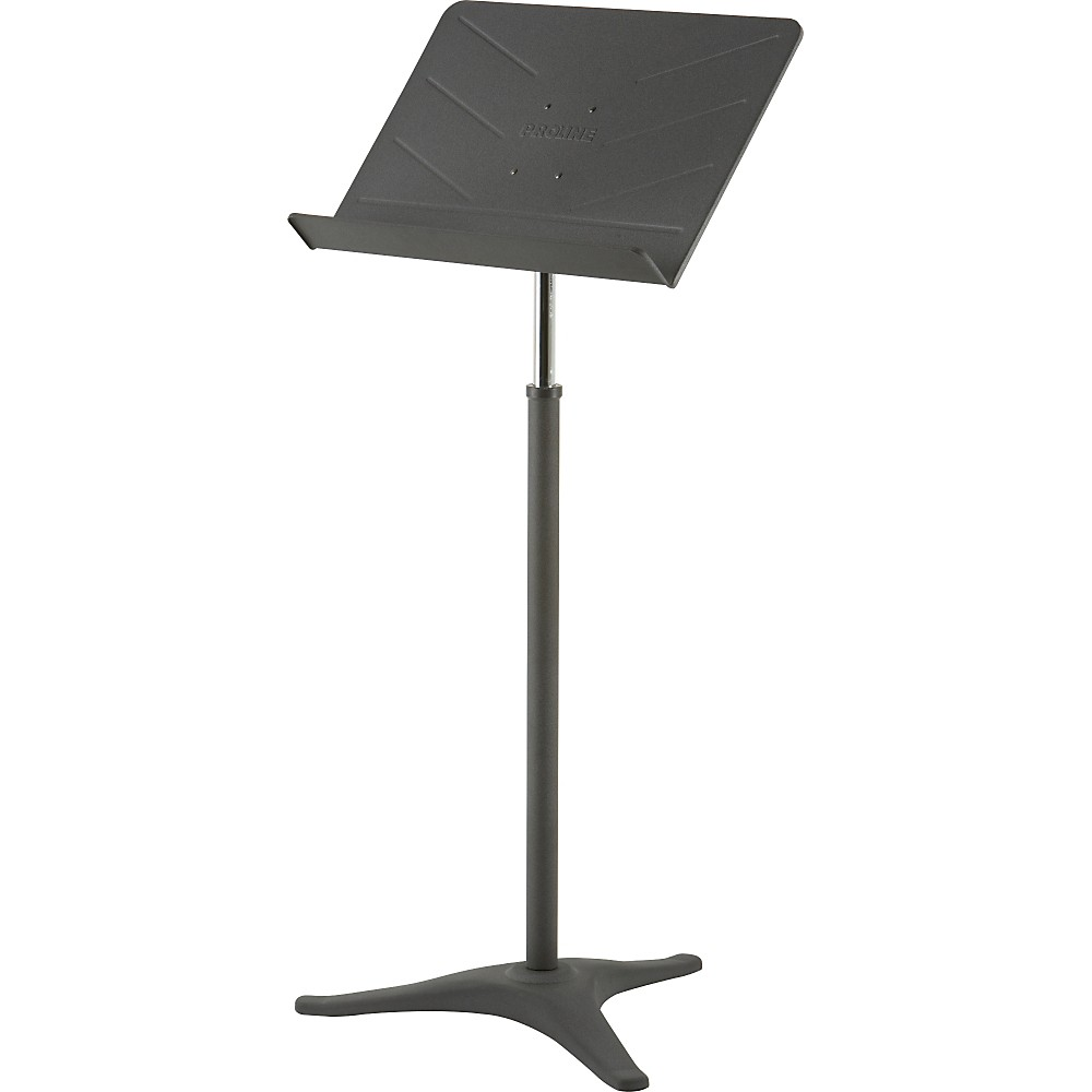 Proline PL49 Deluxe Music Stand Black by Proline